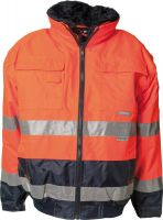 Warnwetterschutz-Comfort-Jacke