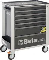 Werkstattwagen mit 7 Schubladen und Anti-Kipp-System