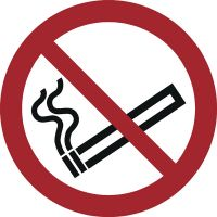 Verbotsschilder nach DIN EN ISO 7010
