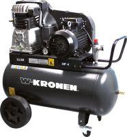 Fahrbarer Kolbenkompressor 15 bar, Typ WK31090