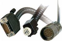 Kabel EC...P-D für lineare Wegmesssysteme