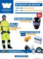 WOCKENSCHAU Q4|2020 – Neue Produkte, aktuelle Themen und individuelle Preise