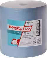 WYPALL* L30 Wischtücher - Großrolle / Blau