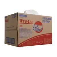WYPALL* X70 Wischtücher - BRAG* Box / Weiß